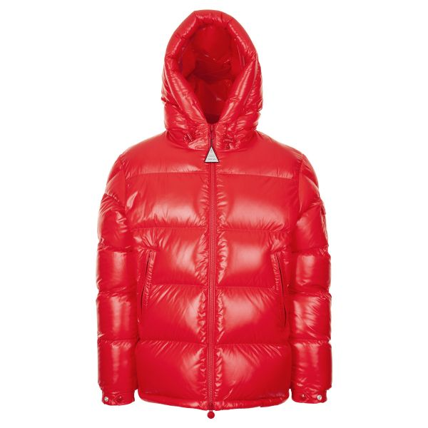 Moncler Ecrins Laque Down Jacket