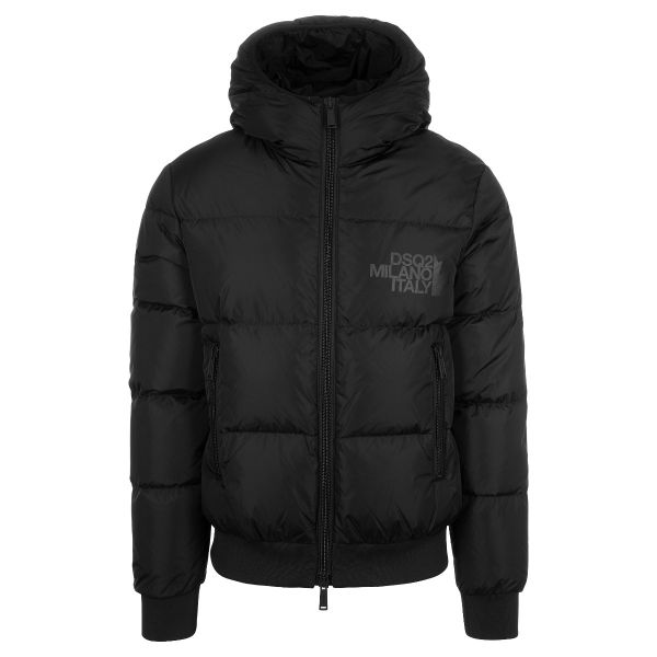DSquared2 Shell Down Hooded Jacket