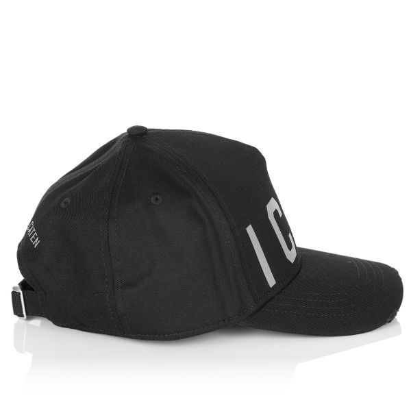 DSquared2 Icon Logo Baseball Cap