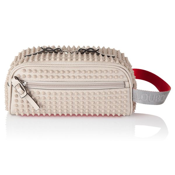Christian Louboutin Blaster Spike Wash Bag