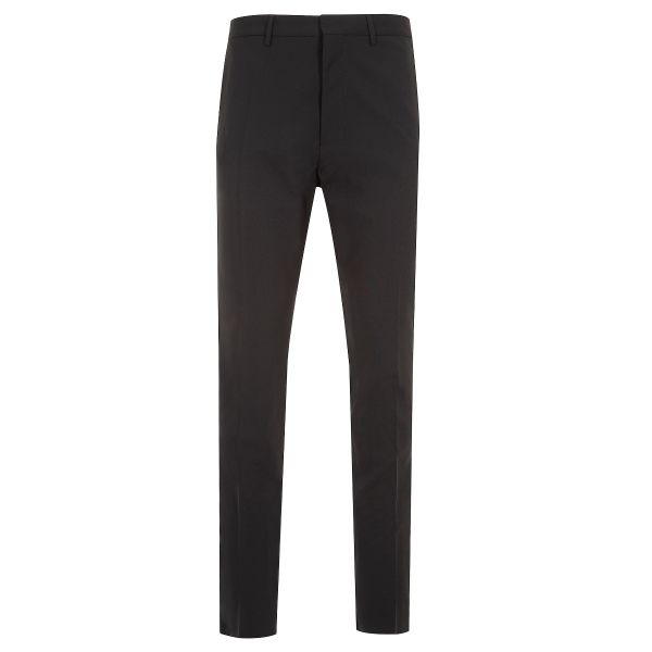 Dsquared2 Worsted Stretch Wool Trousers