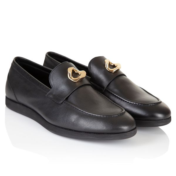 Givenchy G Chain Leather Loafer