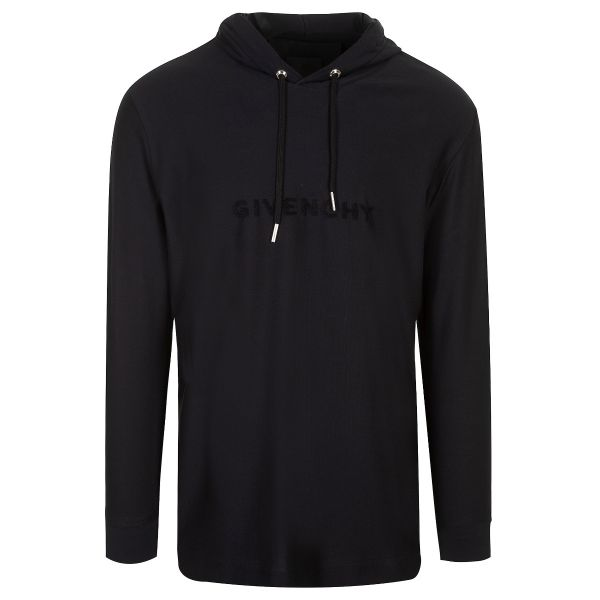 Givenchy 4G Embroidered Lightweight Hoodie