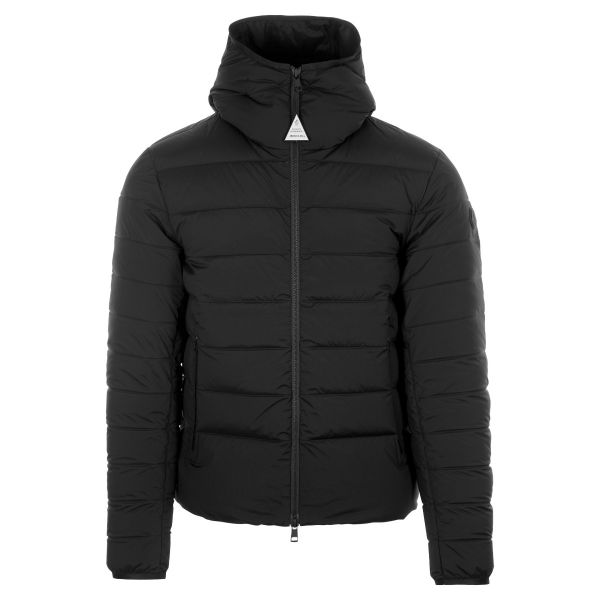 Moncler Eze Quilted Hooded Jacket
