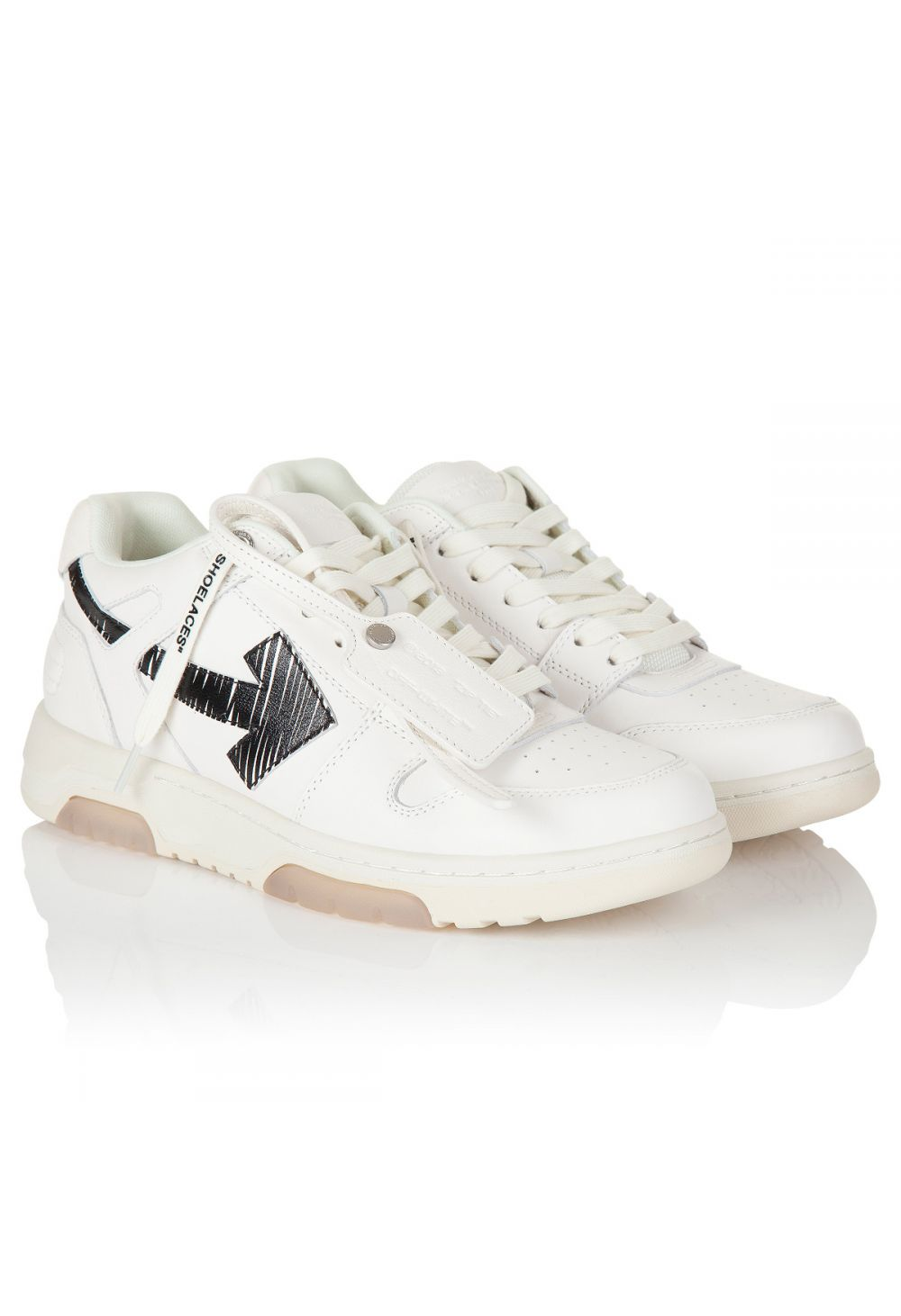 Off White Out Of Office Sneakers